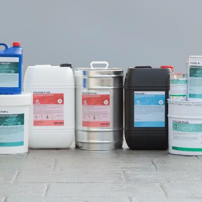 Productos auxiliares Policur